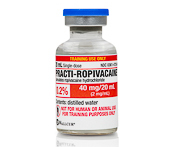 Practi-Ropivacaine™ 20 mL (for training) 104RP