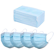 Disposable 3-Layer Non-Medical Masks SP-100LA