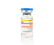 Practi-Regular Insulin Vial™ 9405REG