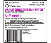 Practi-Nitro Patch™ (Box of 100) 77700