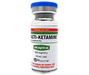 Practi-Ketamine™ 10 mL Vial (for training) 465KM