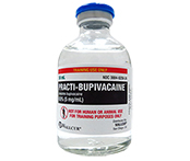 Practi-Bupivacaine™ (for training) 468PV