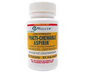 Practi-Chewable Aspirin™ (for training) 683CA