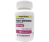 Practi-Ibuprofen™ 800 mg Oral Med (for training) 684BU