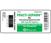 Practi-Dopamn HCI Peel & Stick Labels