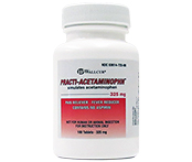 Practi-Acetaminophn 325 mg Oral Med 678AM