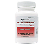 Practi-Acetaminophn 650 mg Oral Med 676AC