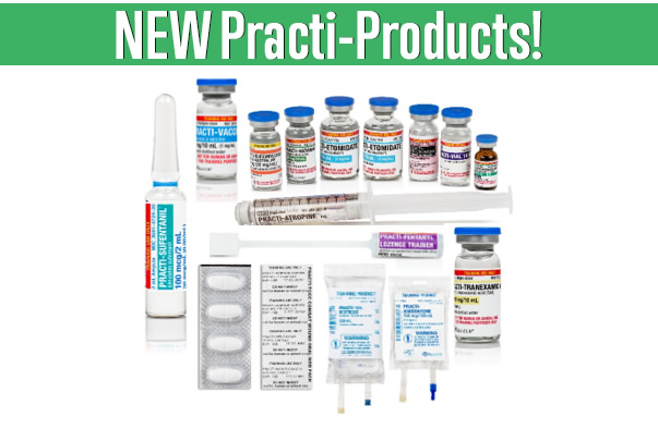 NEW Practi-Products!