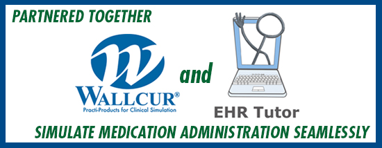 Wallcur and EHR Tutor