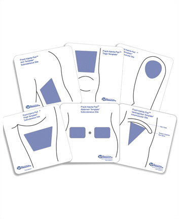 Practi-Anatomical Templates™ 550PT